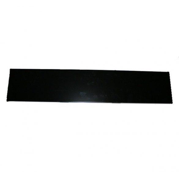 Tego hátfal L125 H20   fekete