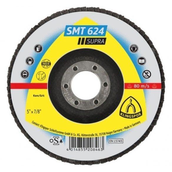 Klingspor lamellás inox SMT624 150 P 40
