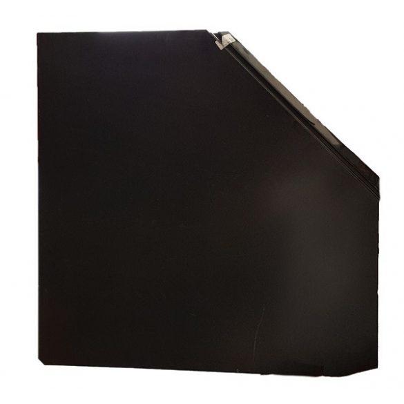 Tego polc T37 belső sarok 90 fok fekete