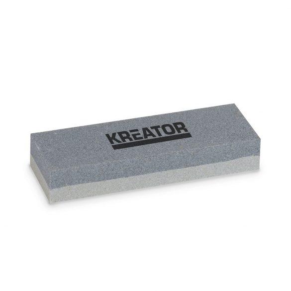 Kreator fenőkő kétoldalas 50x20x150mm KRT452004