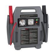 PowerPlus szürke gyorsindító/ bikázó 500mA kompresszorral POWE80090