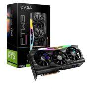 VGA EVGA NVIDIA RTX 3070 8GB GDDR6 - GeForce RTX 3070 FTW3 ULTRA