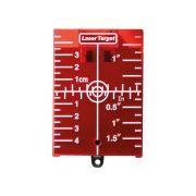 Sola ZS RED piros mágneses céllap 115x75x12 mm