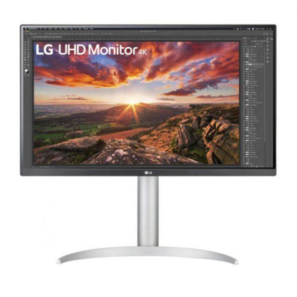 "27UP850W 27"" 4K HDR Monitor,IPS,DisplayPort,Speaker, USB"