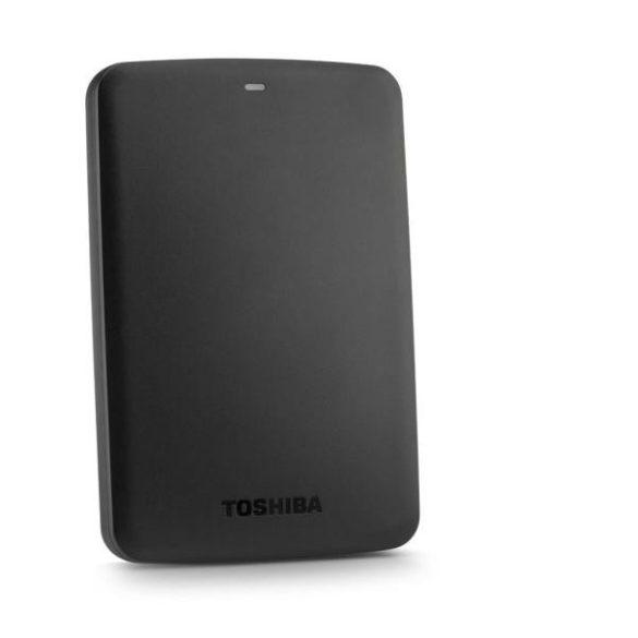 HDD Extern Toshiba Canvio Basics 2,5 4TB (HDTB440EK3CA) External Hard Drive USB 3.0 schwarz