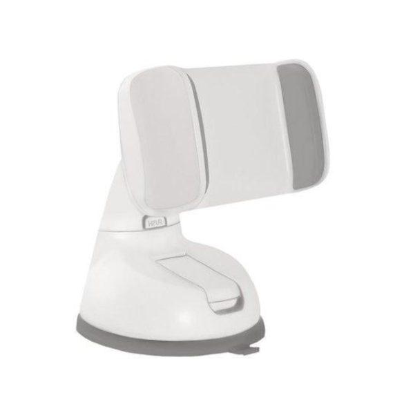 Qoltec 51207 autós telefon tartó 2.0 - 6.0 inch Fehér