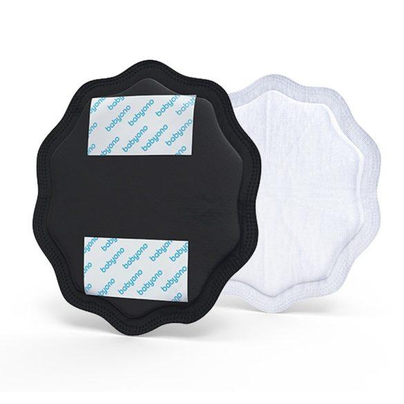 BabyOno melltartóbetét Natural Nursing eldobható 24db 298/02 fekete