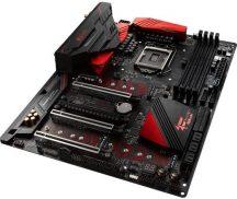 ASRock Fatal1ty Z270 Professional Gaming i7 Alaplap (90-MXB430-A0UAYZ)