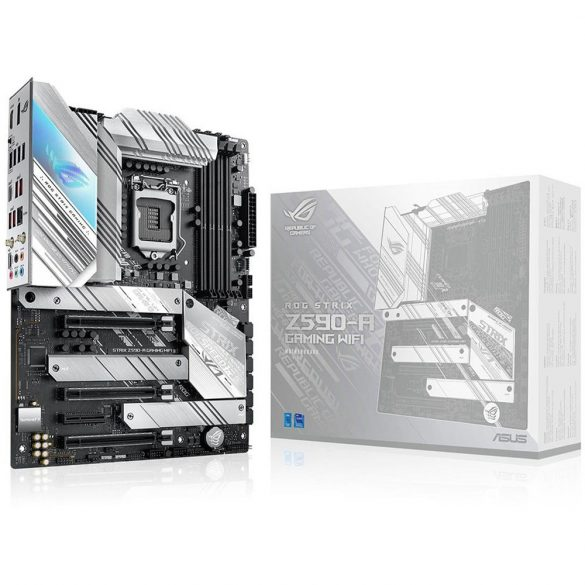 ASUS ROG STRIX Z590-A GAMING WIFI LGA1200 alaplap
