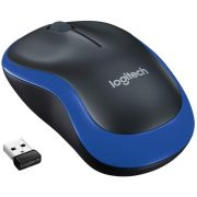 Mouse Logitech M185 Wireless blue (910-002239)