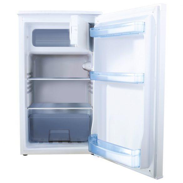 Amica FM 133.4 combi-fridge Freestanding White