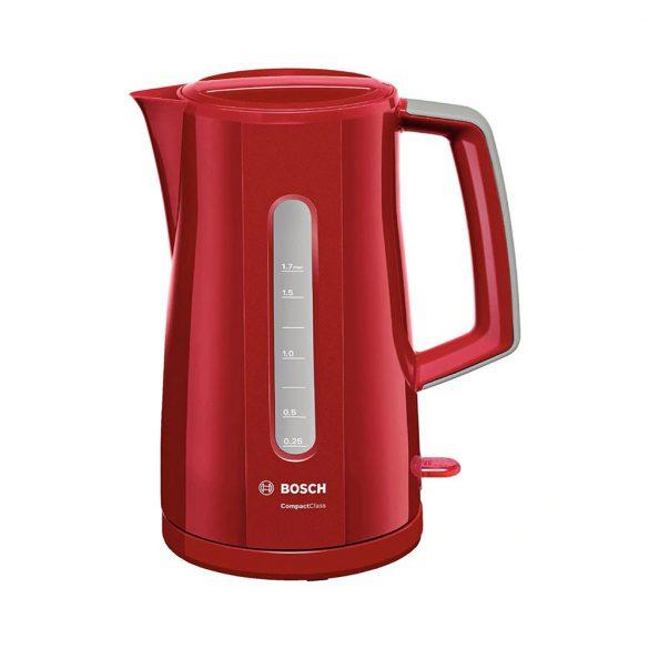 Bosch TWK3A014 piros vízforraló