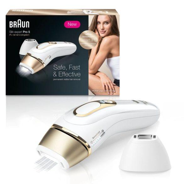 Braun IPL PL5014 Silk-expert Villanófényes szőrtelenítő - Fehér