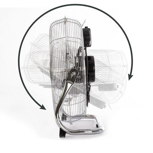 Clatronic VL 3731 (ezüst) padló ventilátor