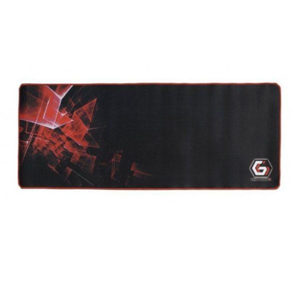 Gembird MP-GAMEPRO-XL egérpad Fekete Gaming egérpad