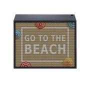 macAudio BT STYLE 1000 GO TO THE BEACH Hordozható bluetooth hangszóró