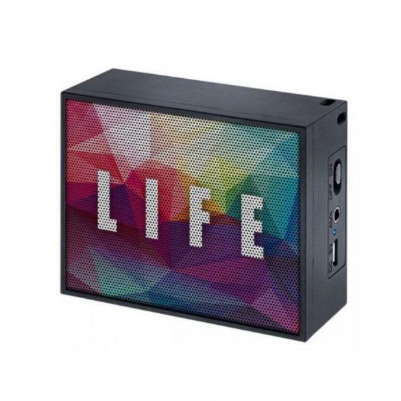 MacAudio BT Style 1000 LIFE bluetooth hangszóró