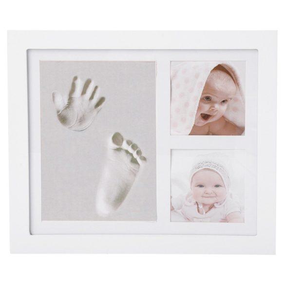 baba kéz és talplenyomat keret