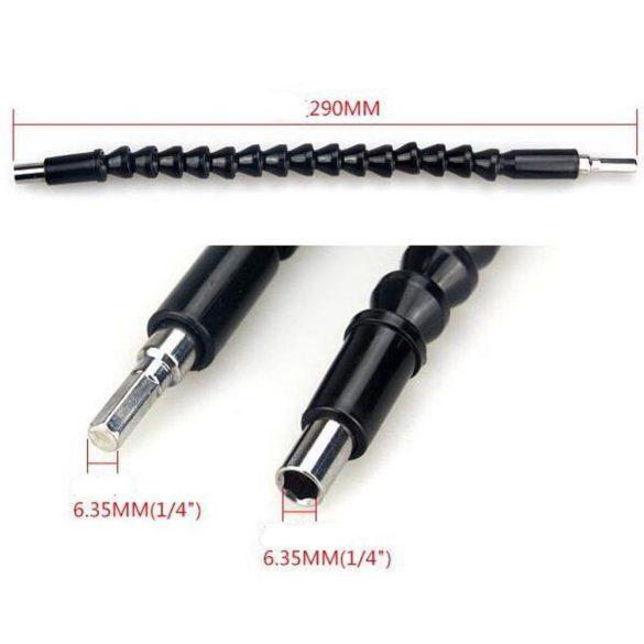 Flexibilis hosszabbító csavarbehajtóhoz - v2