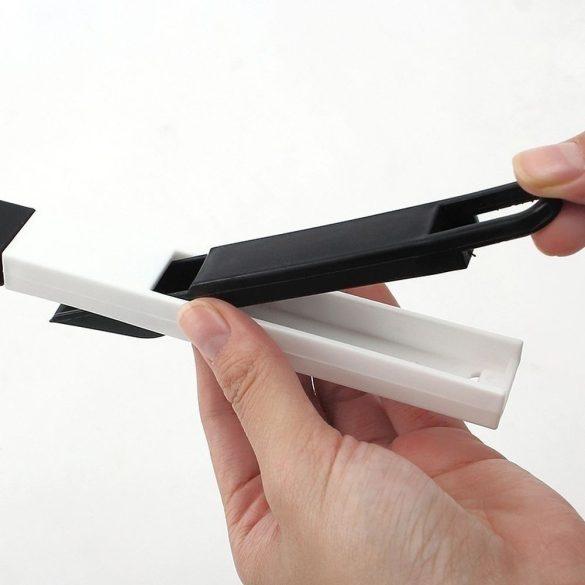 Multifunkciós tisztító kefe (fekete-fehér színben)