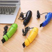 USB csatlakozású Mini porszívó