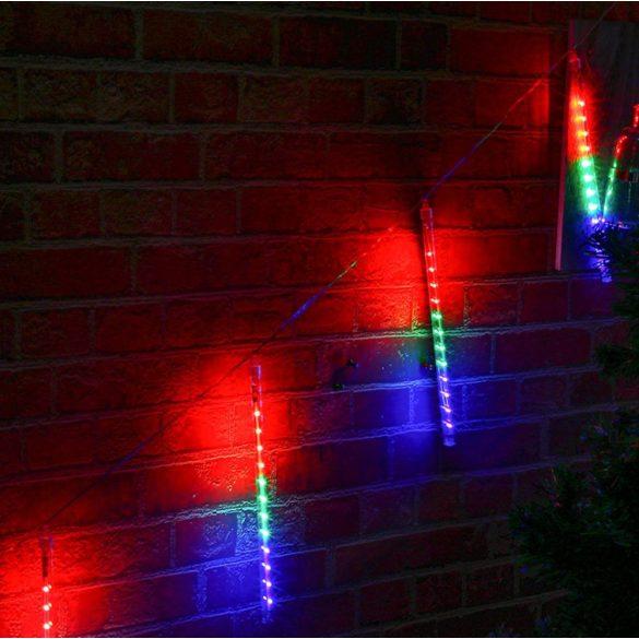 Meteoreső LED fényfüzér