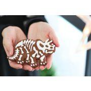 3D dínós sütitészta vágó (3-as szett)