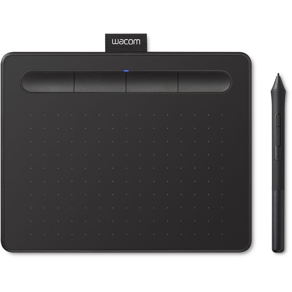 Wacom Intuos Draw Pen Small digitalizáló tábla Wireless 2018 CTL-4100WLK