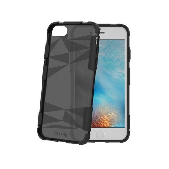 Celly Prysma Black Apple iPhone 7, iPhone 8 mobiltelefonhoz