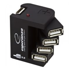 Esperanza EA126 USB HUB 4 portos