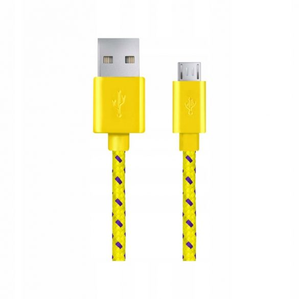 Esperanza FONOTT MICRO USB 2.0 Kábel A-B M/M 1M Fekete
