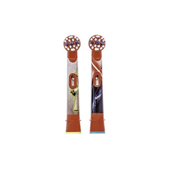 Oral-B Stages Power EB10-2 pótfej 2db fiúknak StarWars (gyermek)