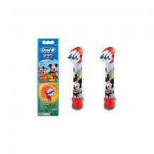 Oral-B EB 10-2 KIDS pótfej fiúknak /mickey egeres/
