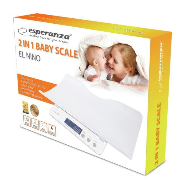 ESPERANZA 2 IN 1 BABY SCALE EL NINO