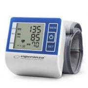 Esperanza Vigor ECB001 elektromos csuklós vérnyomásmérő memóriás