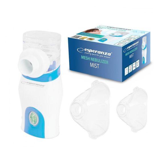 Esperanza ECN005 MIST 6ml fehér-kék ultrahangos inhalátor (ECN005)