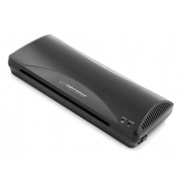 Esperanza EFL001 Infinity laminálógép (Tartalmaz: 5 x A4 fóliát)