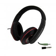 ESPERANZA EH121 Fejhallgató AUDIO HIP-HOP 5M