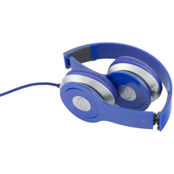 Esperanza Stereo AUDIO Fejhallgató TECHNO Kék