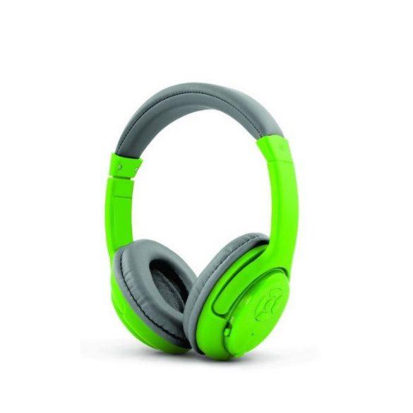 Esperanza vezeték nélküli  Bluetooth Stereo Fejhallgató LIBERO Zöld