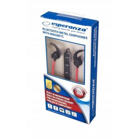 Esperanza mágneses Bluetooth fém fülhallgató Réz