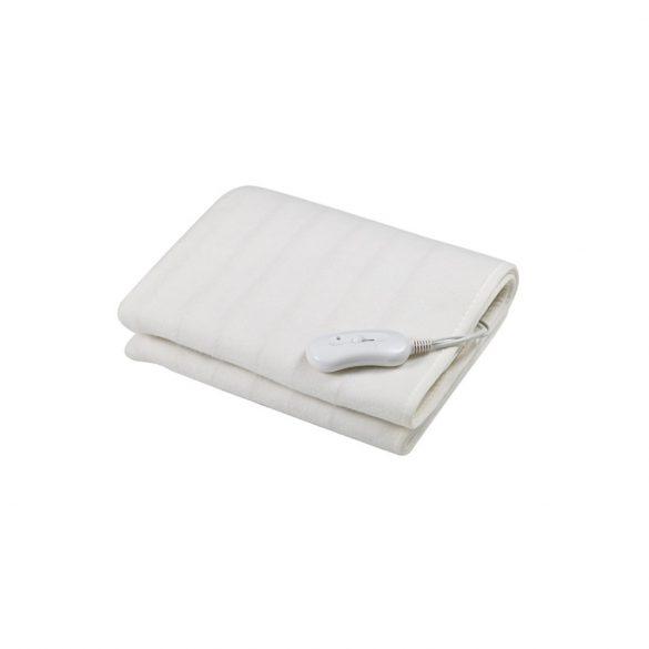 Esperanza EHB002 Elektromos ágymelegítő takaró fehér 150x80 cm SATIN (EHB002)