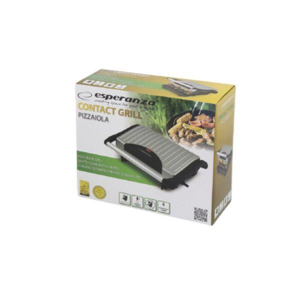 ESPERANZA PIZZAIOLA EKG005 elektromos kontaktgrill 750Watt