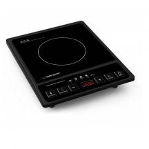 ESPERANZA KRAKATAU fekete EKH005 Elektromos indukciós főzőlap 2000W Egylapos Érintős