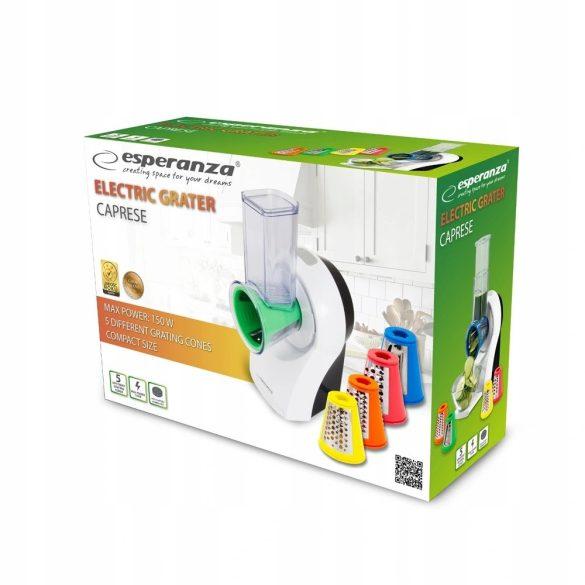 Esperanza EKM026 Caprese elektromos reszelő 150W