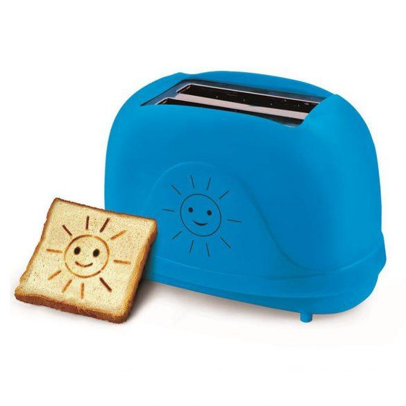 Esperanza (EKT003B) SMILEY 3 = 1 kenyérpirító Kék