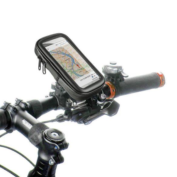 Esperanza univerzális biciklis okostelefontartó vízálló SAND XL