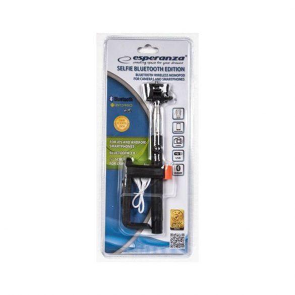 Esperanza Bluetooth vezeték nélküli szelfibot okostelefonokhoz szelfiképekhez EMM115