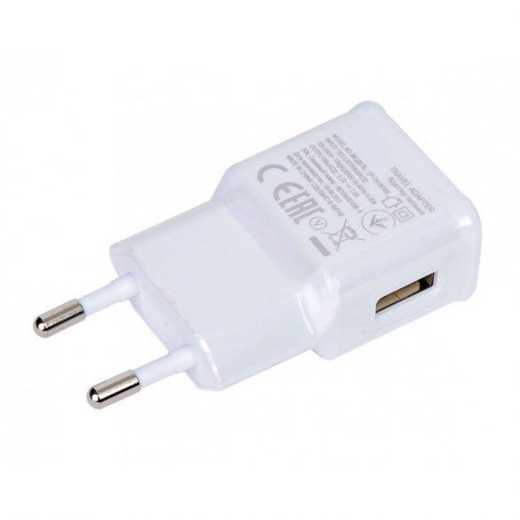 Samsung hálózati adapter utángyártott EP-TA10EWE 2A fehér