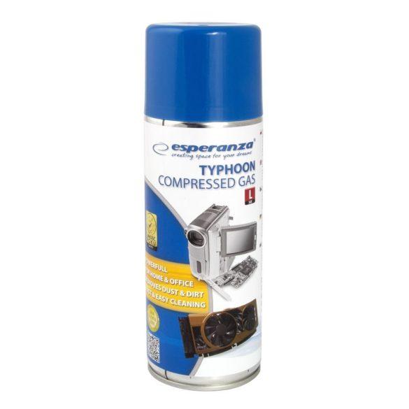 Esperanza ES103 sűrített levegő spray 400ml